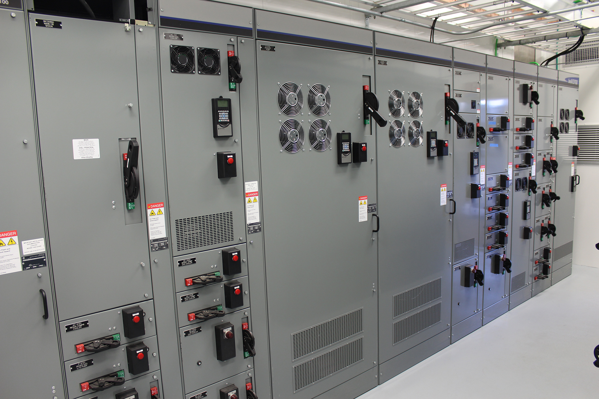 Daigle Automation, Inc. – Electrical Building for a 60MMSCFD Gas Plant