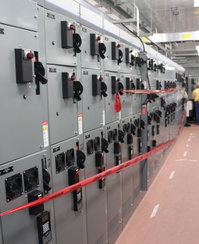 Electrical Building for a 60KBPD Fractionator